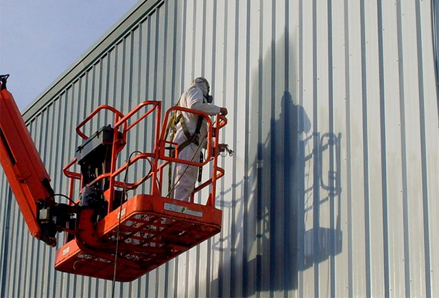 Industrial Abrasive Blasting, Painting and Corrosion Control